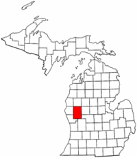 Image Result For Michigan Map With